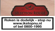 (niet leverbaar) Sigaren Selection Rouge Slanke panatella No 8