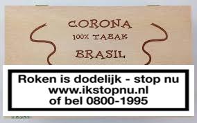 Sigaren Corona Brasil Handselected