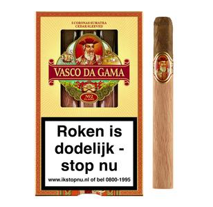 Vasco da Gama Corona No 2 Claro sigaren