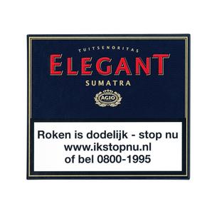 Agio Elegant tuitsumatra sigaren 10