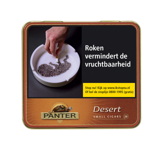 Panter desert {zonder filter) Agio
