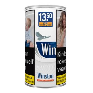 (Tijdelijk niet leverbaar) Winston Blue volumetabak 67.5 gram