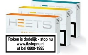 Heets Iqos  (alleen levering Nederland)