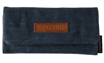 Shagzak Smokeshirt roll-up Jeans blauw