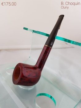 Tabakspijp B. Choquin Cluny