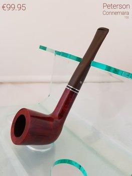 Tabakspijp Peterson Connemara (120)  (niet leverbaar)