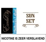 EXCLUCIG PLATINUM LABEL E-LIQUID SUN SET 10 ML