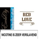EXCLUCIG PLATINUM LABEL E-LIQUID RED LOVE 10ML