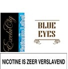 EXCLUCIG PLATINUM LABEL E-LIQUID BLUE EYES 10ML