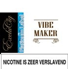 EXCLUCIG PLATINUM LABEL E-LIQUID VIBE MAKER 10ML