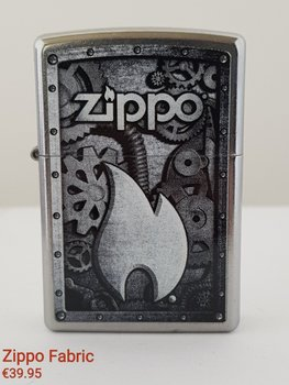 Zippo Fabric