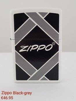 Zippo Black-grey