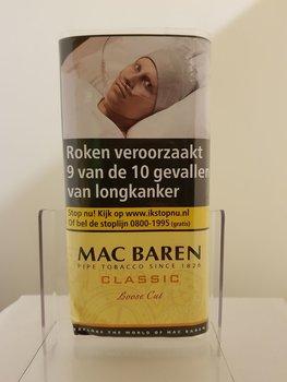 Mac Baren Classic loose cut pijptabak (voorheen vanille)