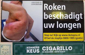 Kenners Keus cigarillo sigaren