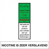 E-Liquid Exclucig Green Label Strawberry 10Ml