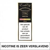 E-lquid Exclucig High Standard Sweeties 10Ml