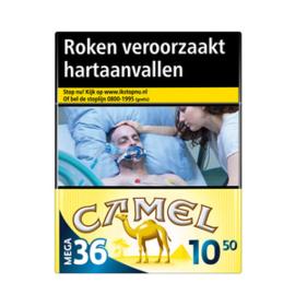 Camel sigaretten (geel)