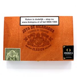 Joya de Nicaragua Classico Toro Sigaren (kist)