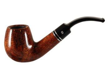 Tabakspijp BigBen Maestro light Brown apple bent