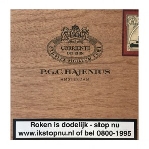 Hajenius Corriente del Rhin