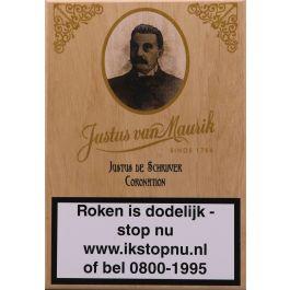 Justus van Maurik Coronation de schrijver editie