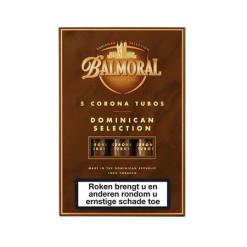 Balmoral Dominican Selection-Corona tubes 5 stuks