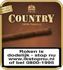 Country wilde cigarillos sigaren (20 stuks)