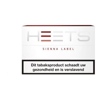 Heets Sienna Label (voor de Iqos)