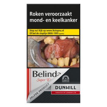 Belinda filter super kings sigaretten wordt Dunhill Signature red 100's L