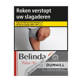 Belinda filter kings sigaretten wordt Dunhill grey XL