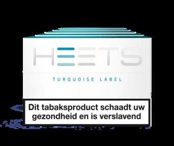 Heets Turqoise Label (voor de Iqos)