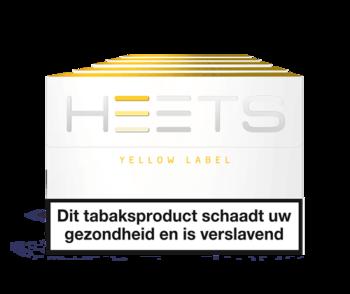 Heets Yellow Label (voor de Iqos)