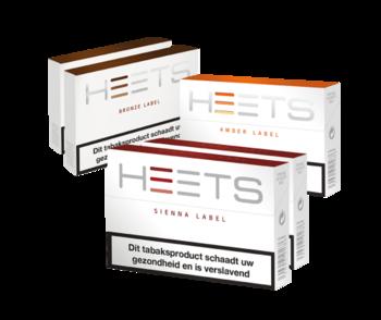 HEETS Flavorful Bundle (5 pakjes)