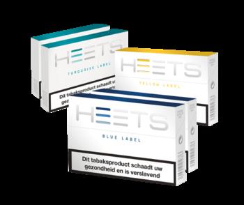 HEETS Refreshing Bundle (5 pakjes)