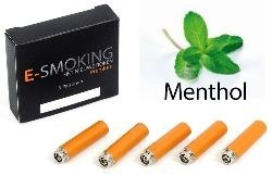 E-SMOKING REFILL MENTHOL 1X5 PCS
