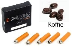 E-SMOKING REFILL KOFFIE 1X5 PCS