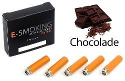 E-SMOKING REFILL CHOCOLADE 1X5 PCS