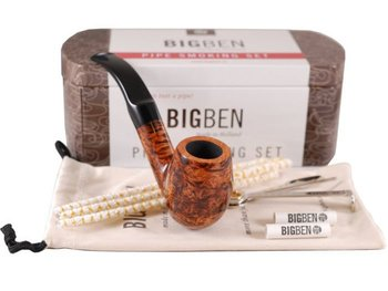 Big ben smoking set brown bent 018