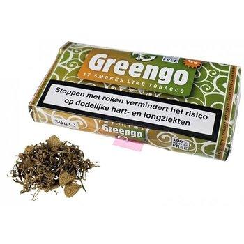 Greengo tabakvervanger (geen nicotine)