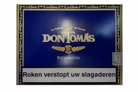 Don Tomas Allegro Sigaar (Tubes)