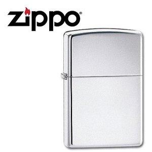 Zippo High polish chroom benzineaansteker