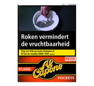 Al Capone Pockets Flame Filter sigaren