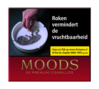 Moods sigaren