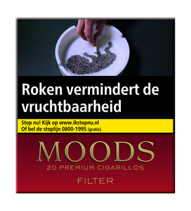 Moods filter sigaren (20)