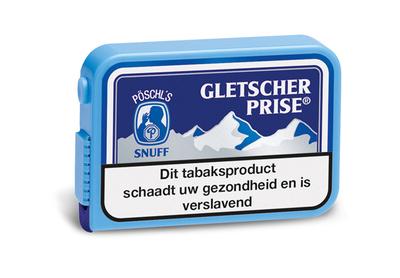 Gletscher price snuiftabak
