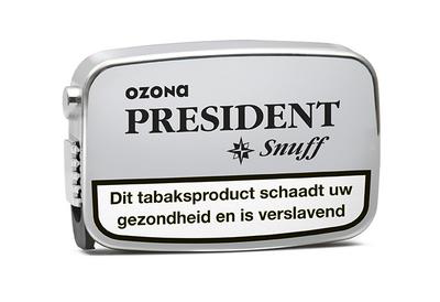 president snuff snuiftabak