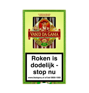 Vasco da Gama Corona No 2 Maduro sigaren