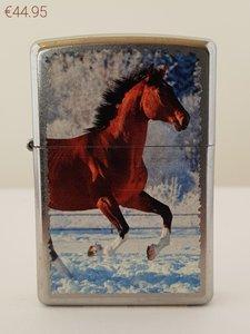 Zippo Horse