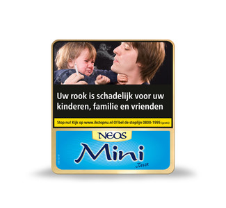 Neos mini filter cigarillo Java