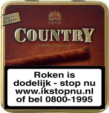Country wilde cigars sigaren